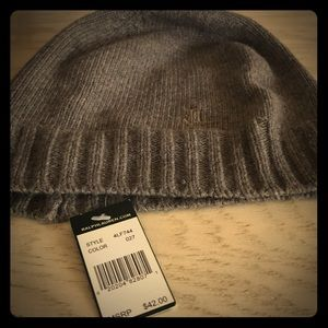 Ralph Lauren Chic wool hat